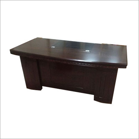 office wooden table. Office Furniture L-Shaped Executive Wooden Table
