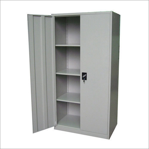 Knock Down 2 Door Office Steel Filing Cabinet