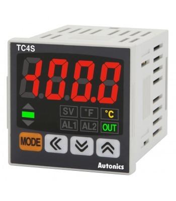 Autonics TC4S-24R (48*48) Economical PID Temperature Controller India