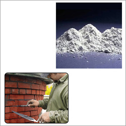 PPC Cement Used for Fixing Bricks