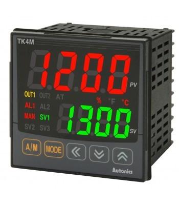 Autonics TK4M-14CN High accuracy PID Temperature controller India