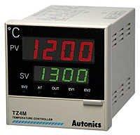 Autonics TZ4M-14R Dual PID Auto tuning Temperature Controller India