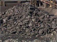 Raw Lignite
