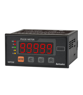 Autonics MP5W-44 Pulse Meter