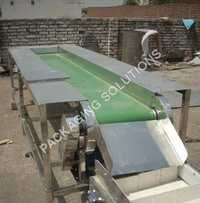 SORTING / INSPECTION CONVEYOR: