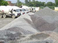 Construction Readymix Concrete