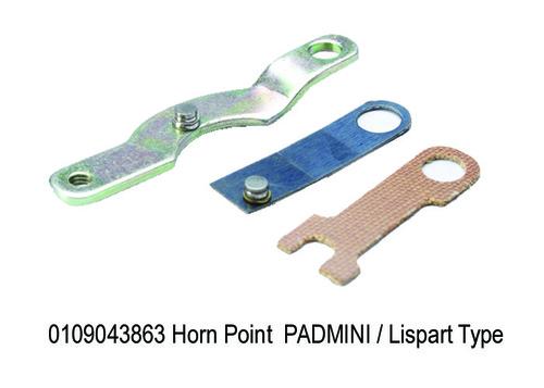 Horn Point PADMINI  Lispart Type