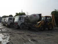 Ready Mix Concrete (RMC)