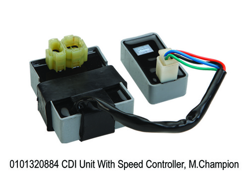 CDI Unit With Speed Controller