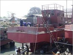 Fishing Harbor Boat Fabrication Service