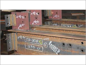Structural Steel Beam Fabrication Services