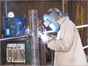 Pipe Welding Job Work