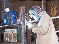 Pipe Welding Job Work