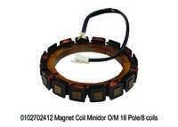 Magnet Coil Minidor ( 8 coils)
