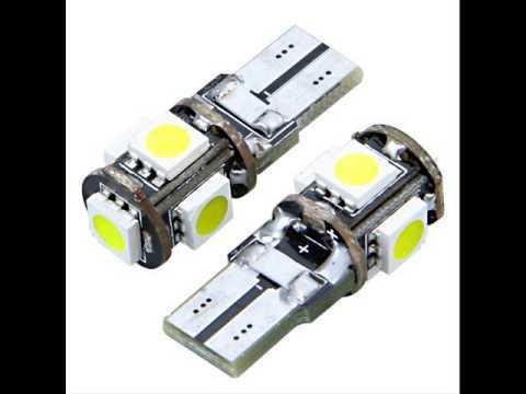 5 SMD Lights