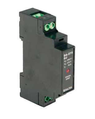 DA-075 DJ Surge Arrester SPD type 3 for Visual fault signaling