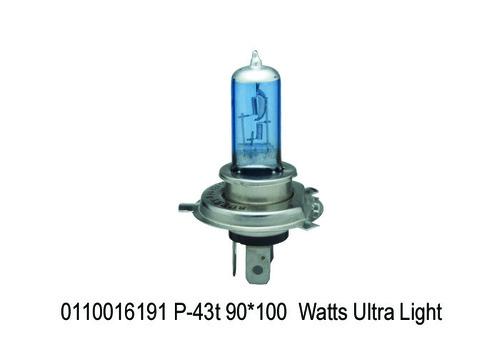 P-43t 90100 Watts Ultra Light