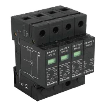 DA-275 V/3+1 Surge Arrester SPD type 3