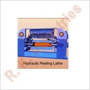 Hydraulic Log Peeling Machines