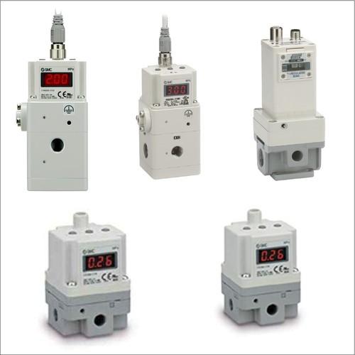 Electro-Pneumatic Regulator