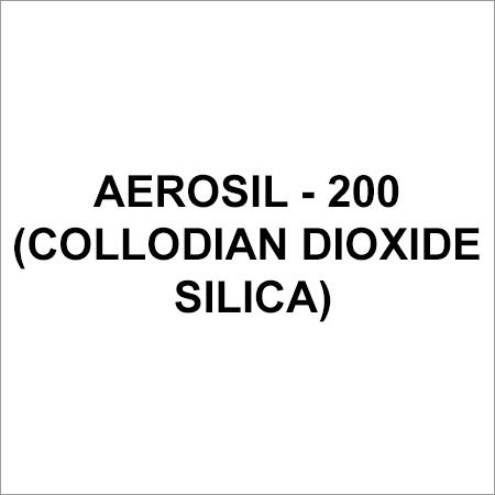 Aerosil-200 Collodian Dioxide Silica - Aerosil-200 Collodian