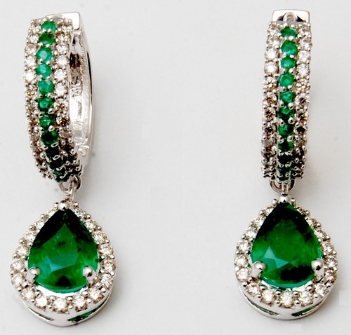 flattering drop earring Indian manufacturer