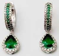 flattering drop earring Indian manufacturer
