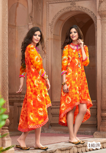 Designer Exclusive Kurtis