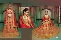 Bridal Wear Lehennga