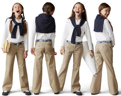 School Uniform Trouser Fabric
