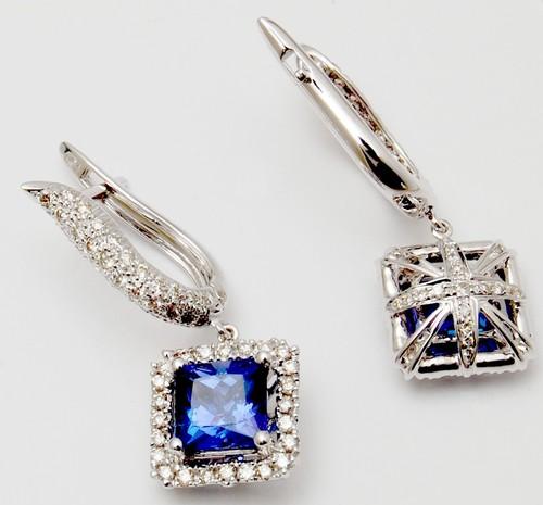 girlish diamond earring indian manufacturer