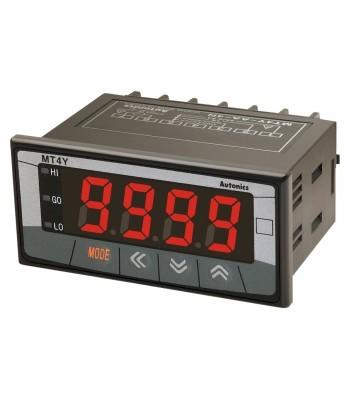 Autonics MT4Y-AV-4N Panel Meter