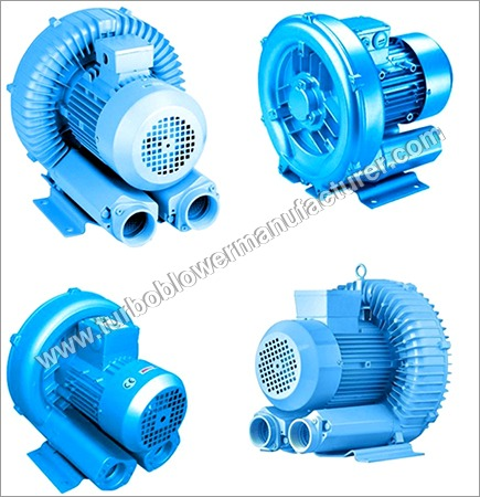 Industrial Side Channel Blowers