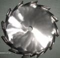 Stainless Steel Mixing Blade