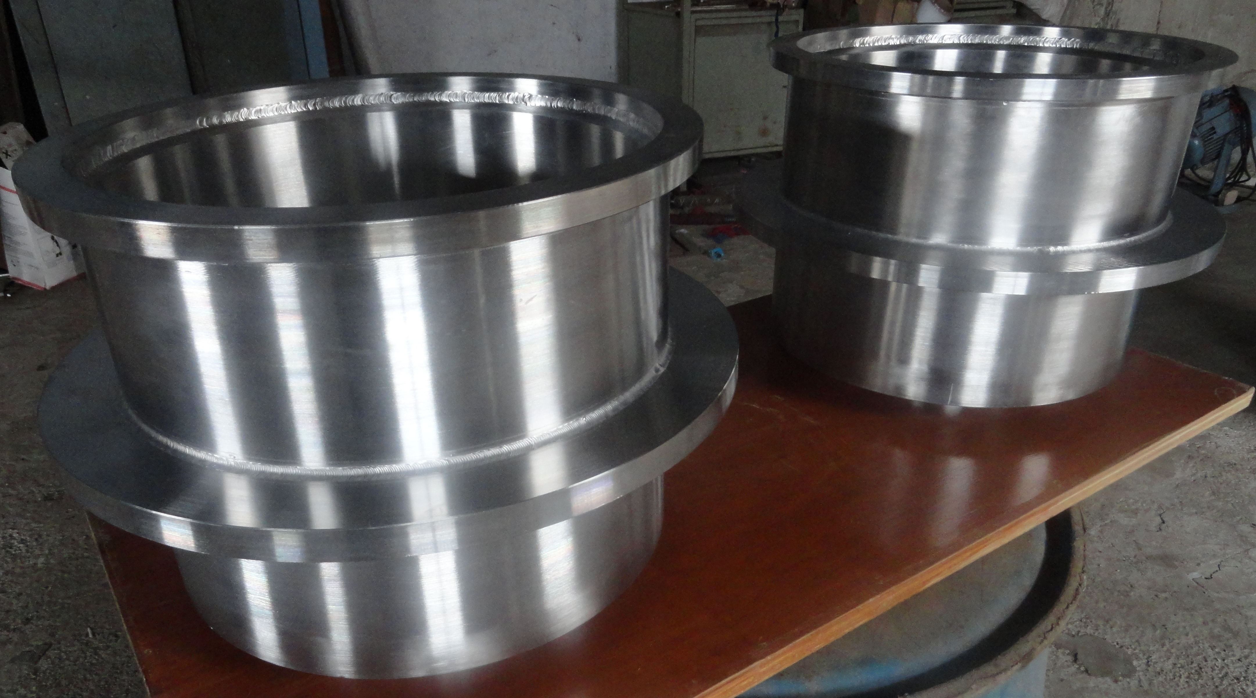 Stainless Steel Mixing Pan
