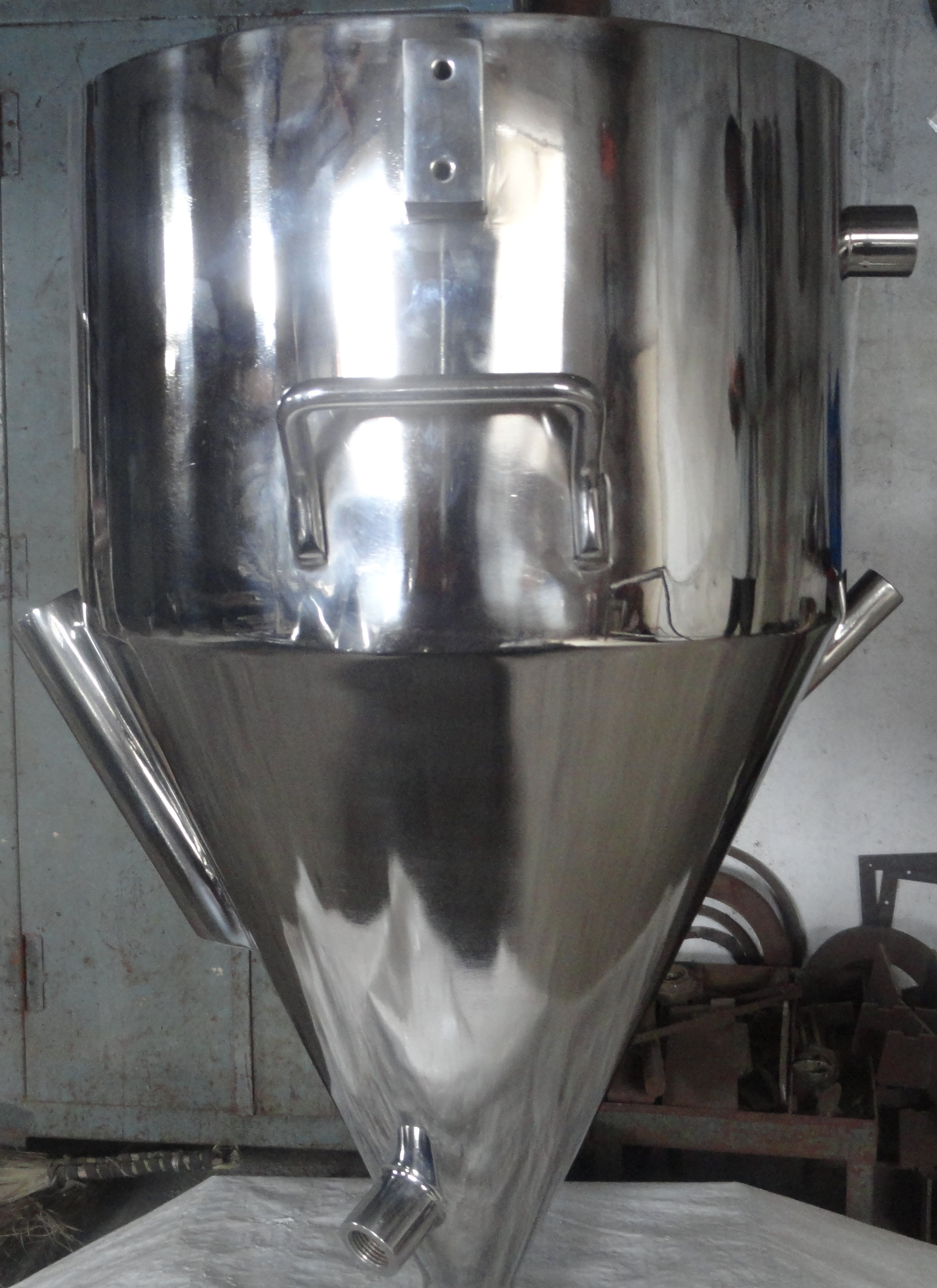 Hopper Jacketed