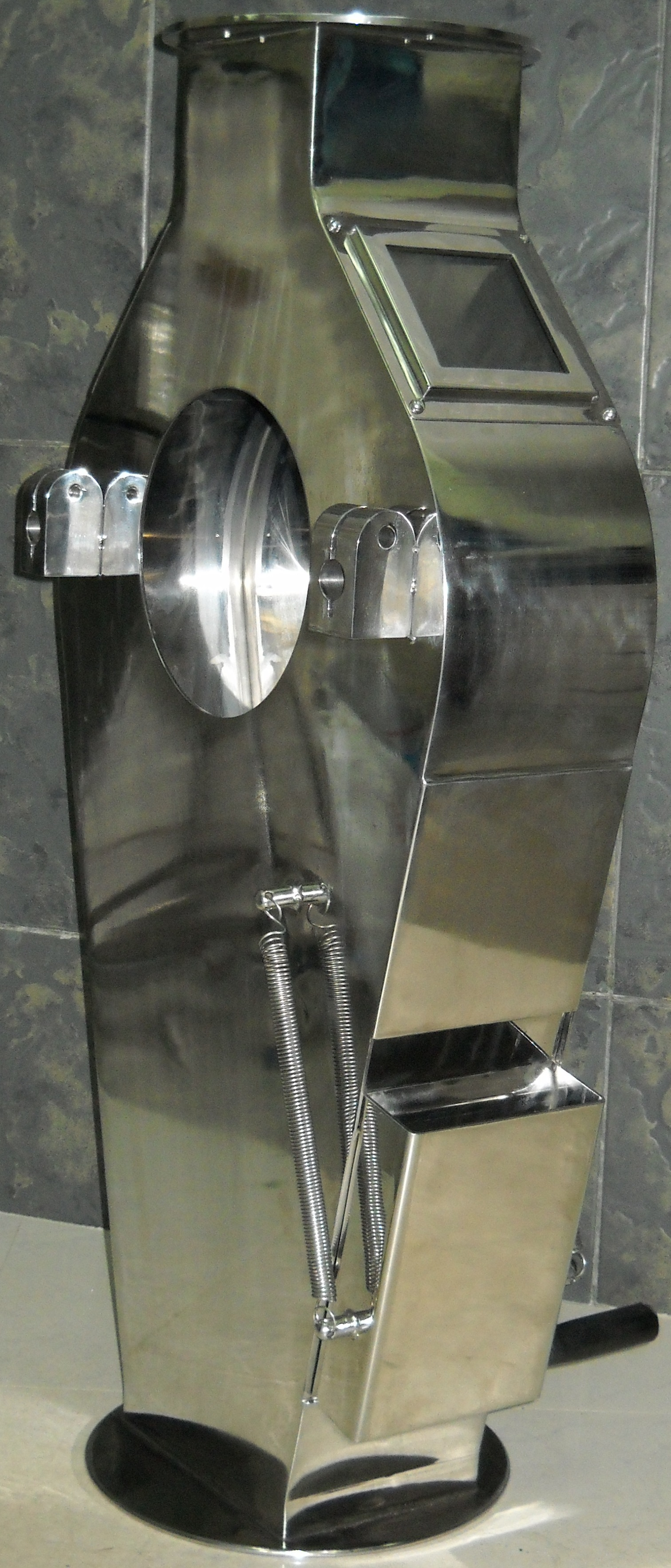 Stainless Steel Granulator