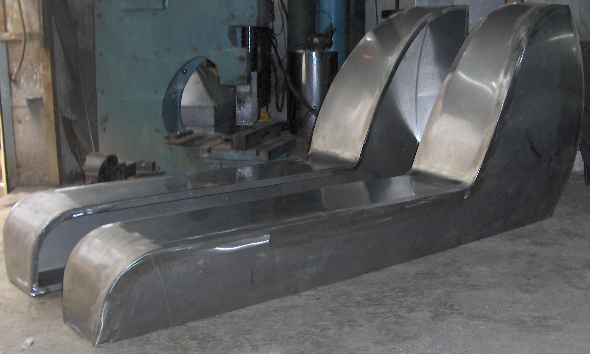 Stainless Steel Machine Guard