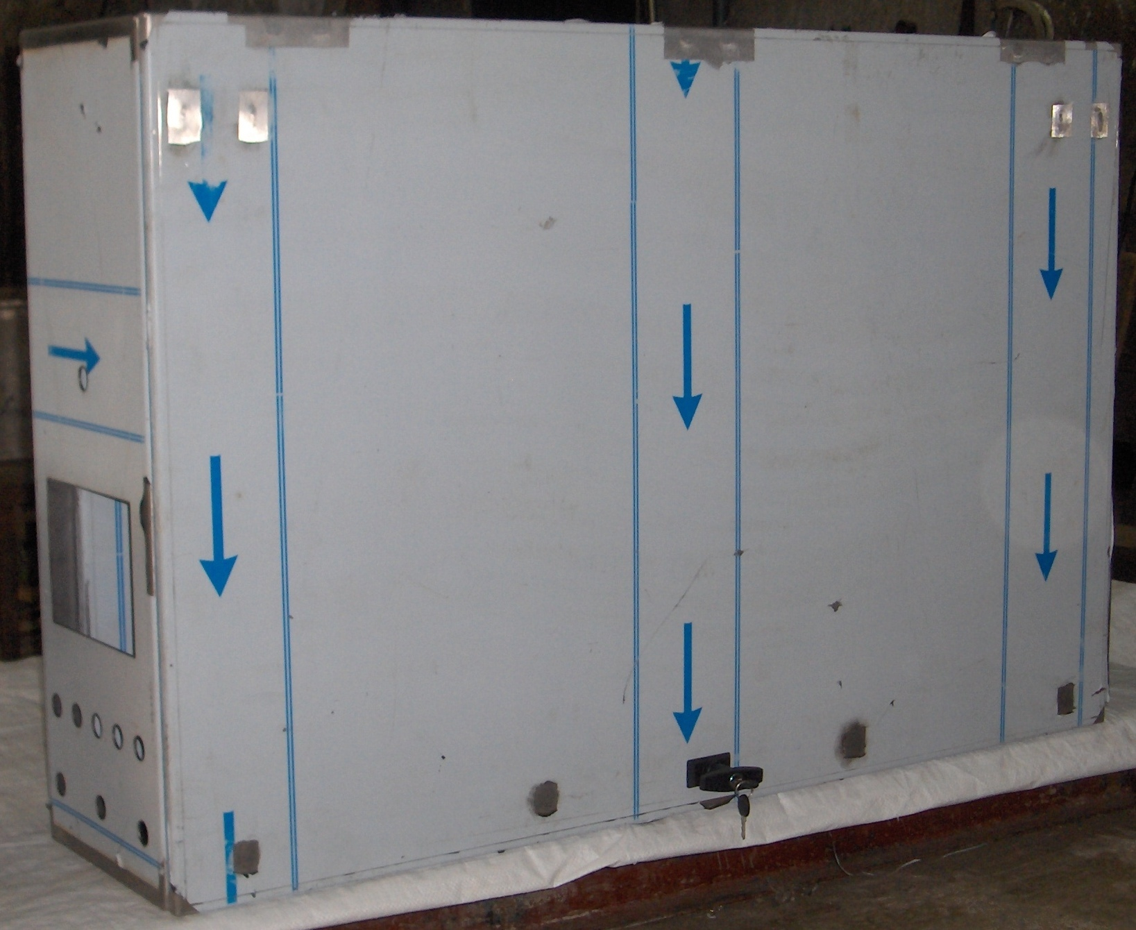Industrial Door Panel