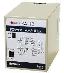 Autonics PA-12 Sensor Controller India