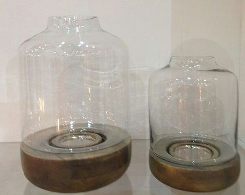 jar candle holder