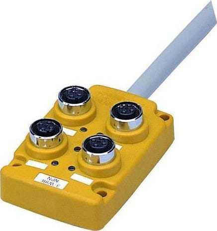 Autonics PT4-3DN Connection Box