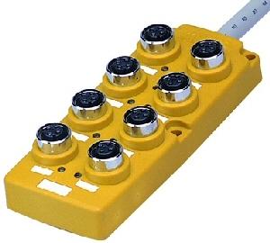 Autonics PT6-3DN Connection Box