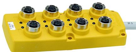 Autonics PT8-3DP Connection Box