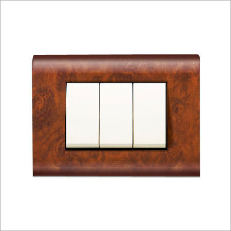 Wooden Electronic Switches