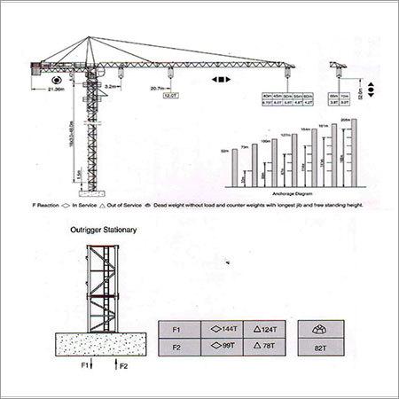 Industrial Tower Crane