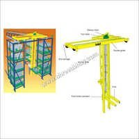 Floor Operated Stacker Cranes