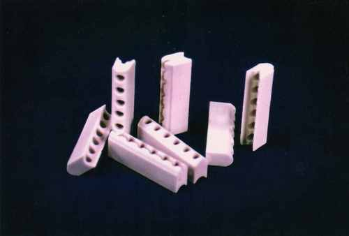 Ceramic Band Heater Channels