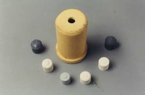 Carbon Sulfur Crucible