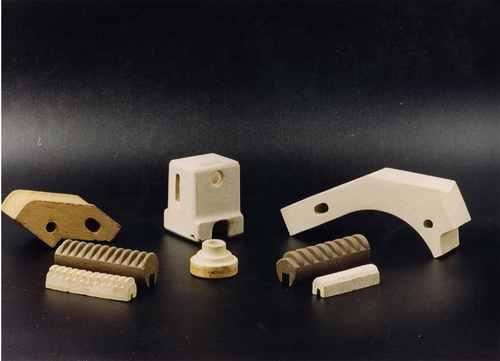 Ceramic parts for Locomotives